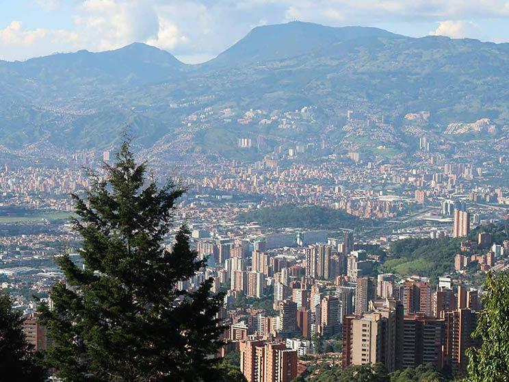 Medellin altitude