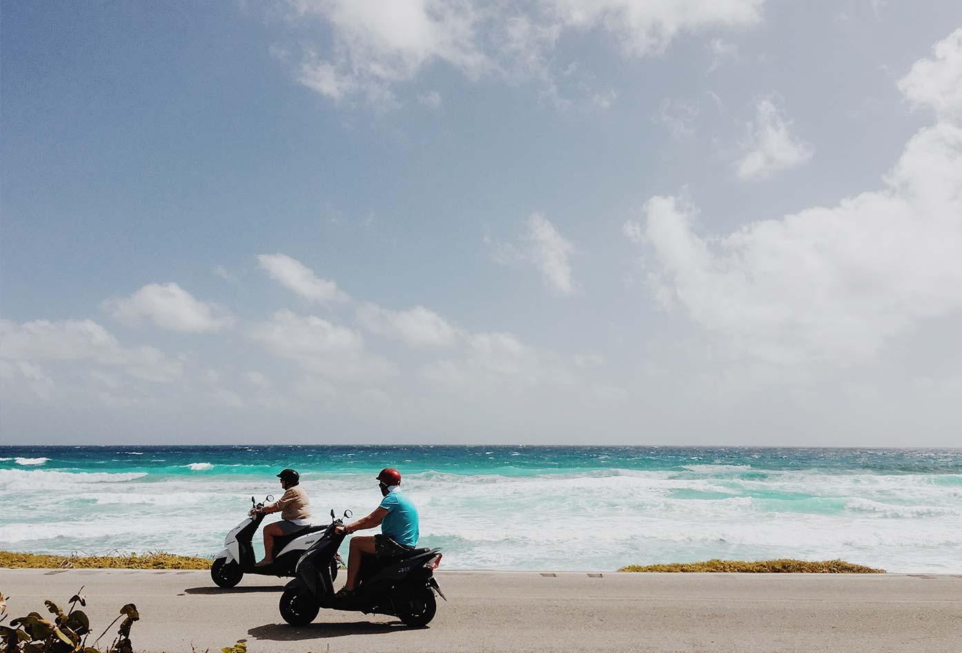 cozumel and cancun comparison