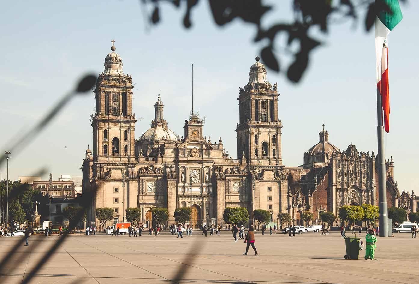 mexico city to xochimilco