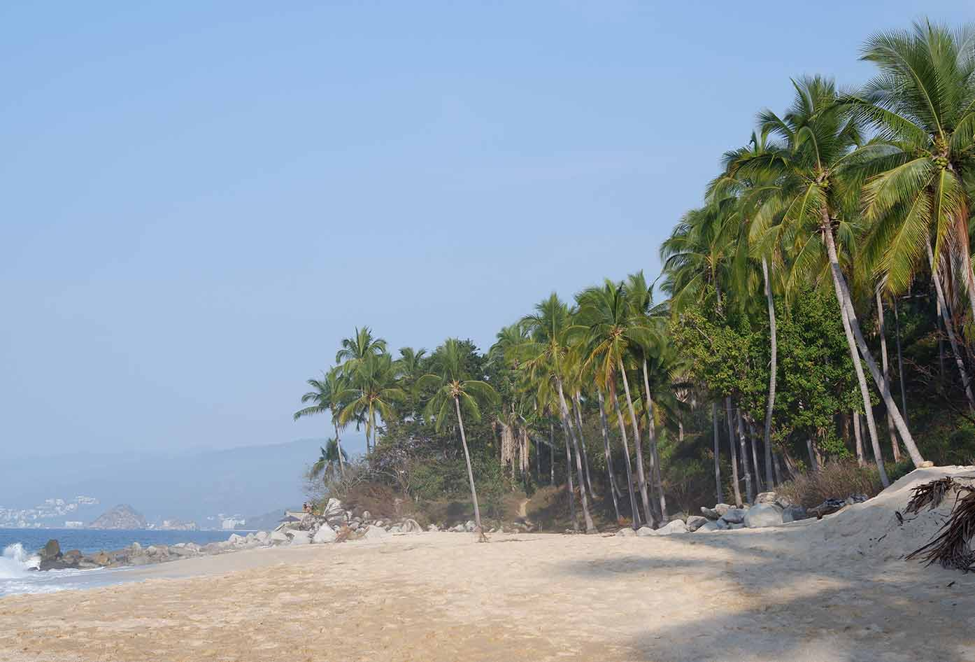 paradise beach puerto vallarta