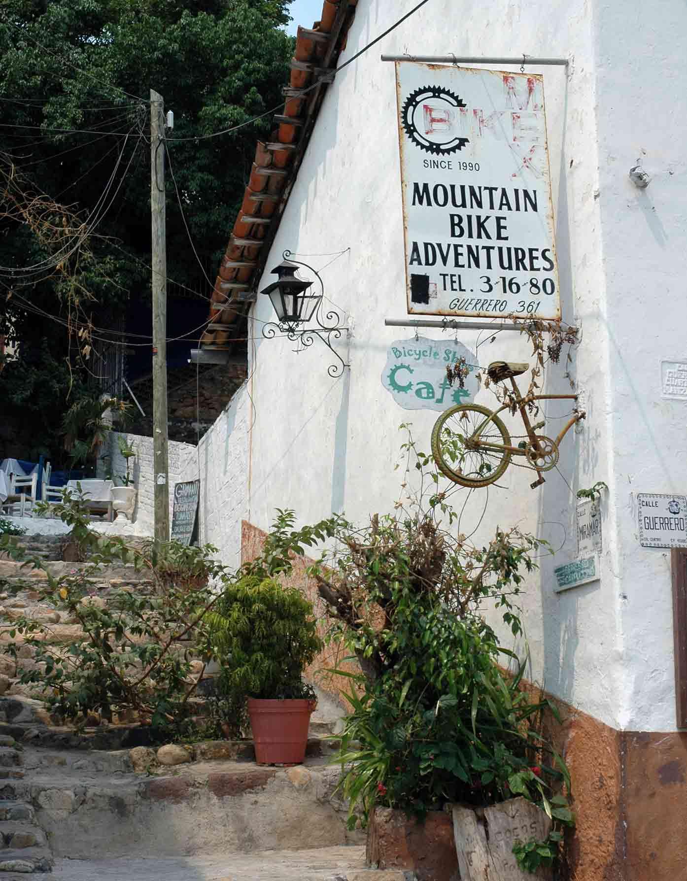 puerto vallarta streets