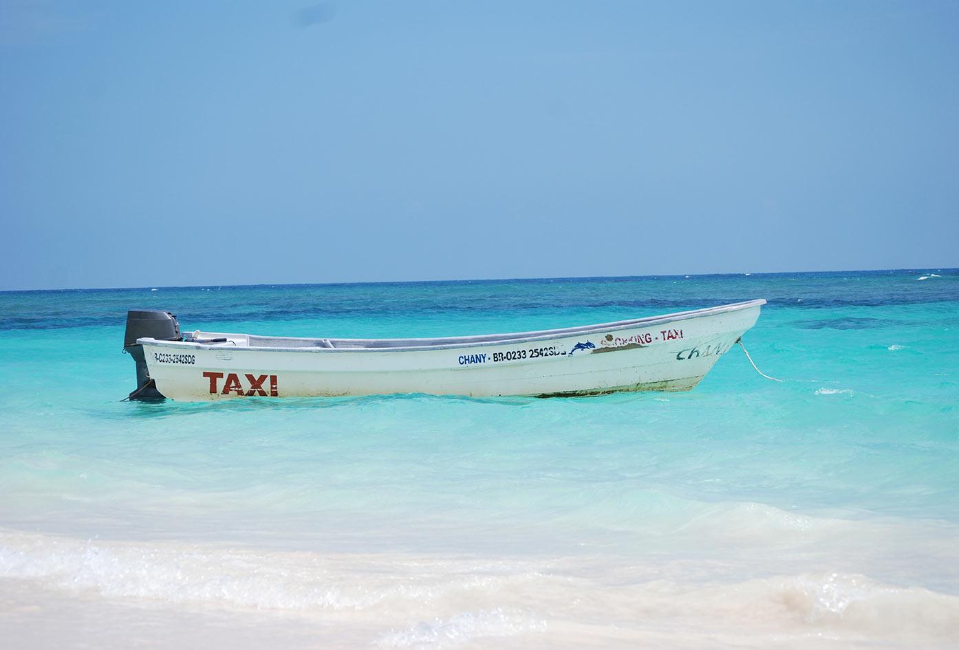 punta cana beach taxi