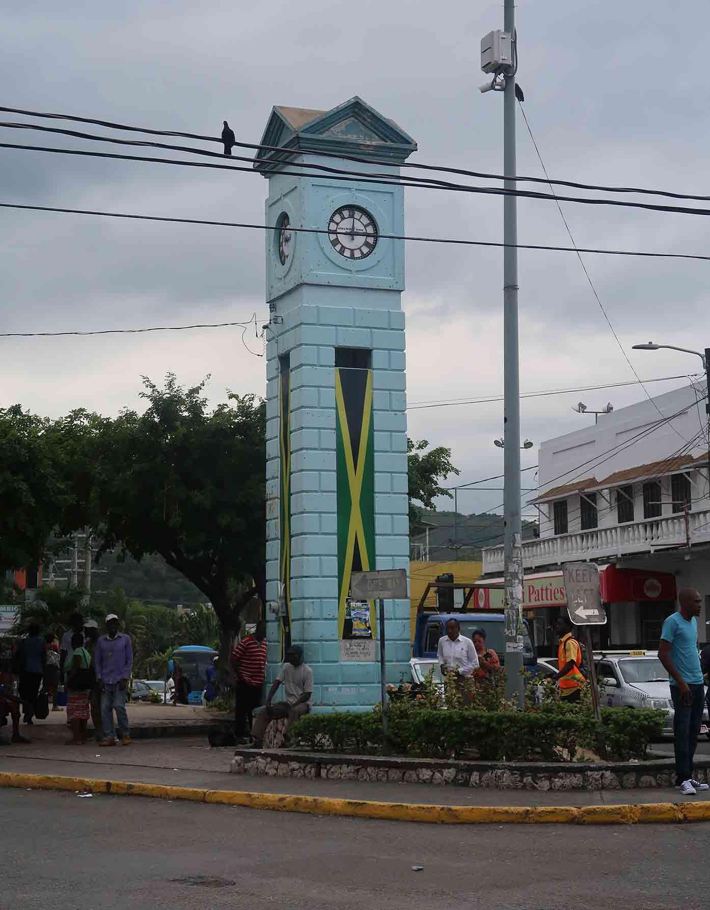 downtown ocho rios