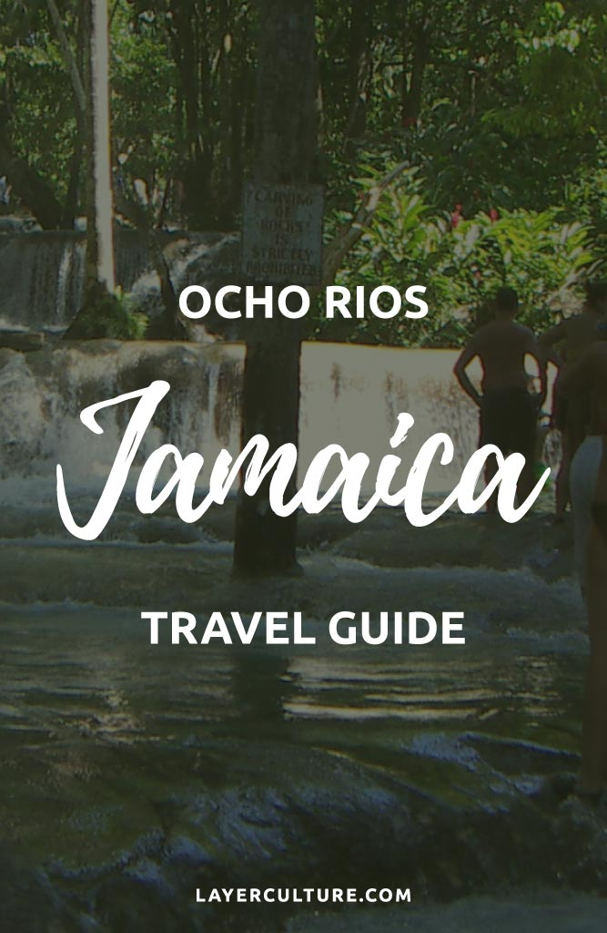 ocho rios jamaica pin