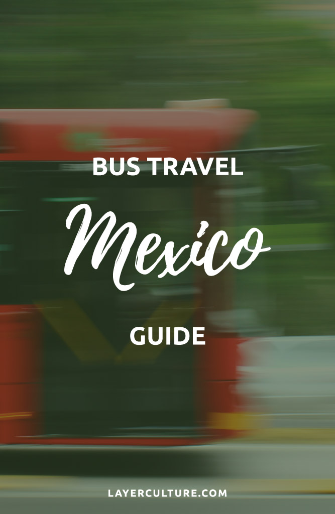 buses in mexico