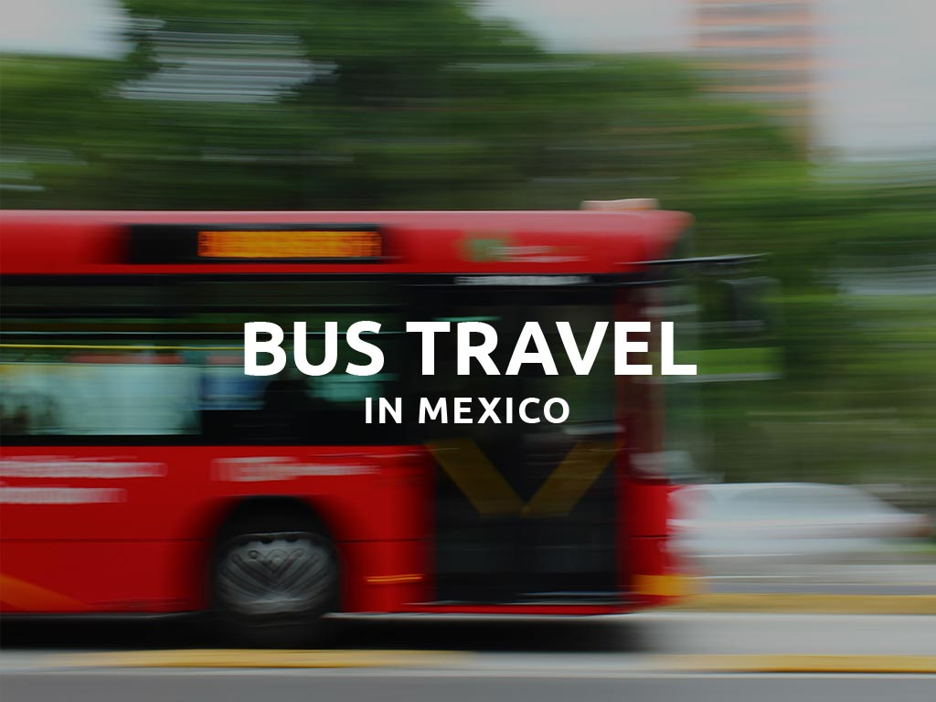 bus travel mexico