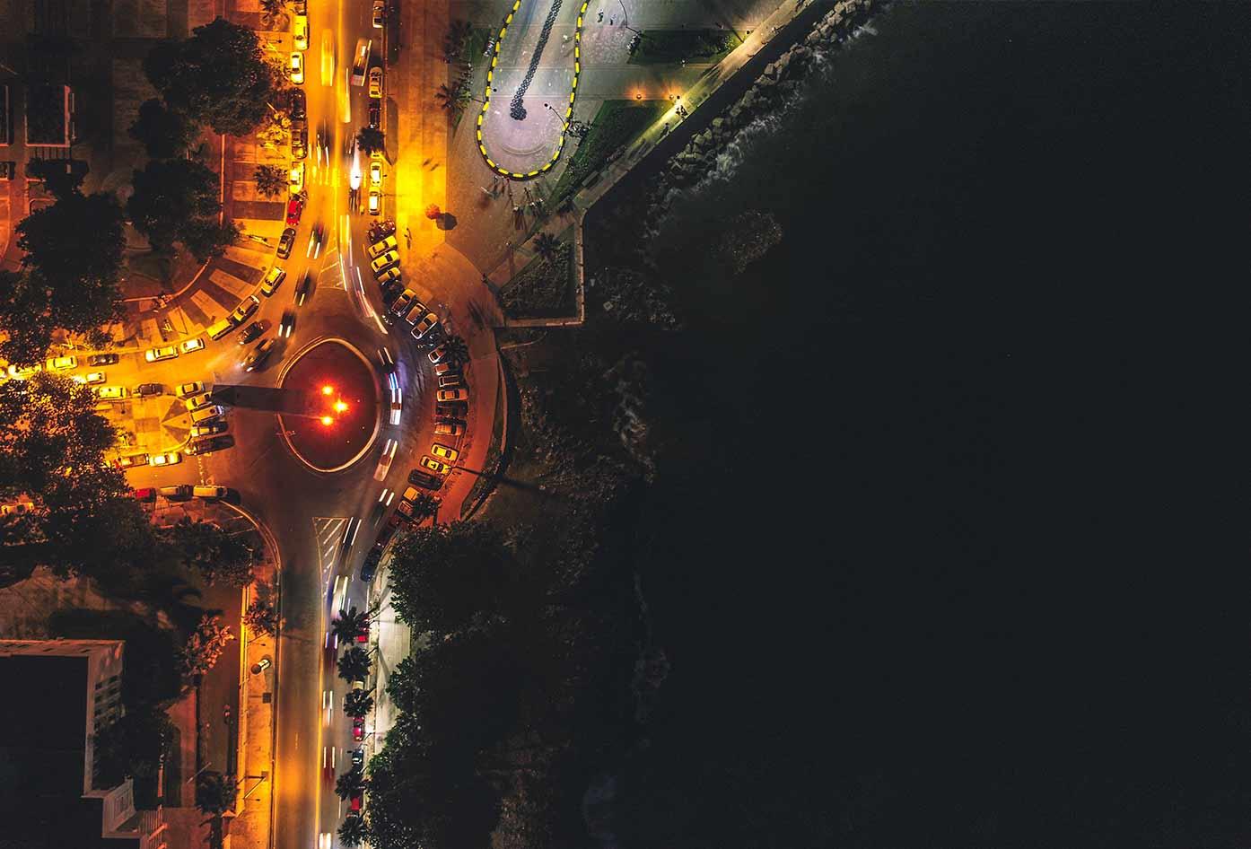 dominican republic at night
