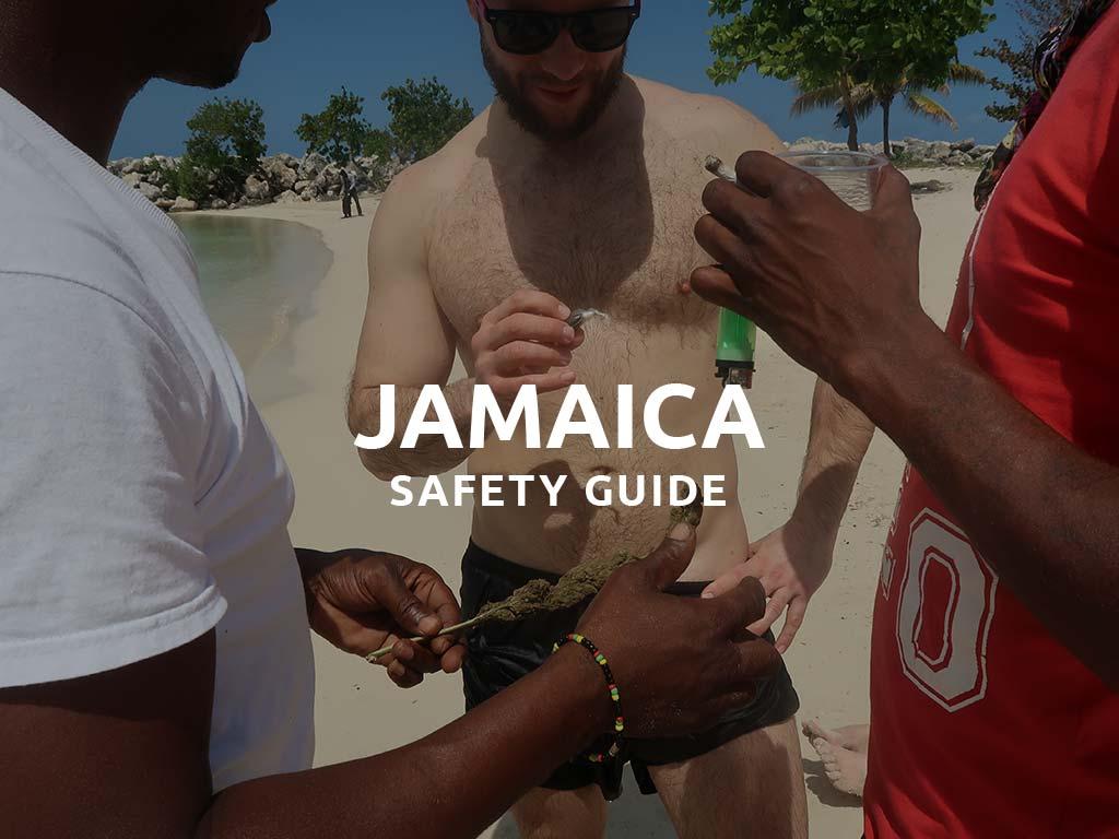 jamaica safety advice