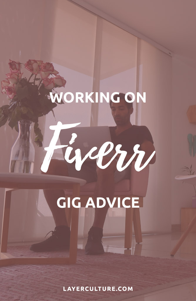 money with fiverr pin