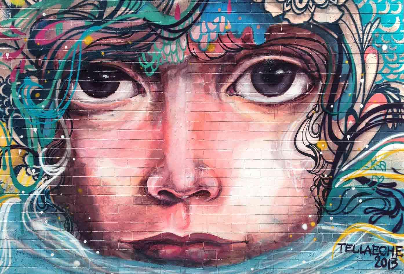 mexico street art in condensa