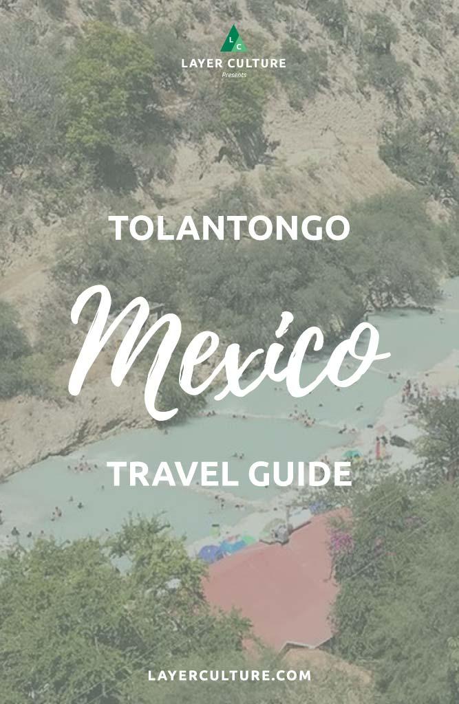 hidalgo mexico hot springs pin