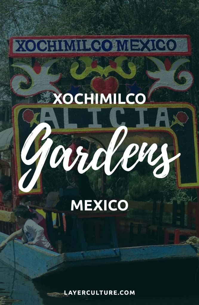 floating gardens mexico city