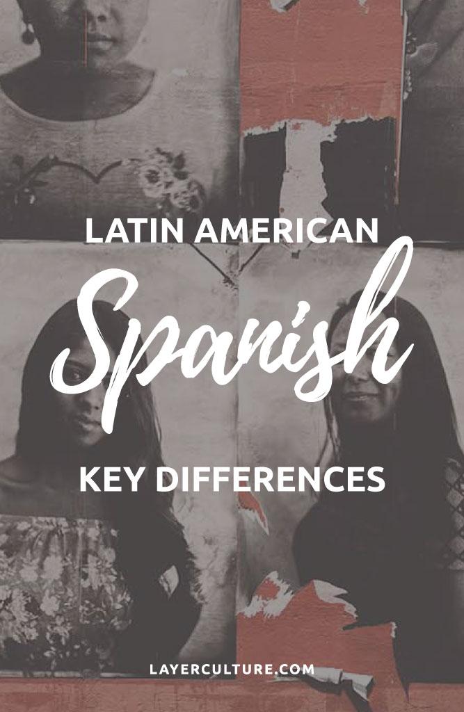 spanish in latin america