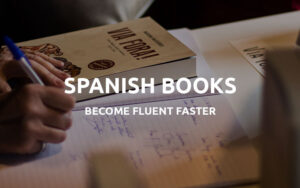 learning spanish books