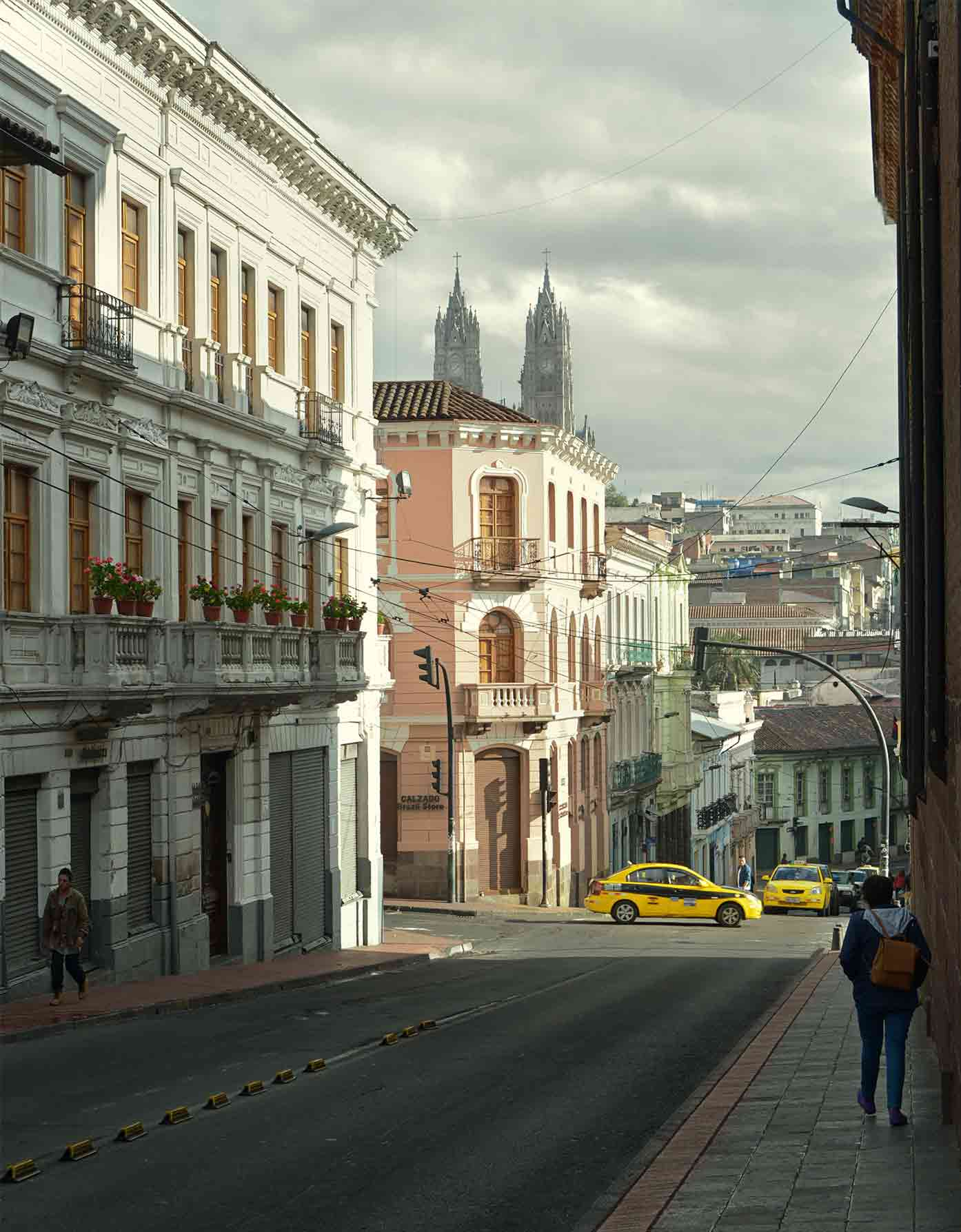 learning spanish in quito