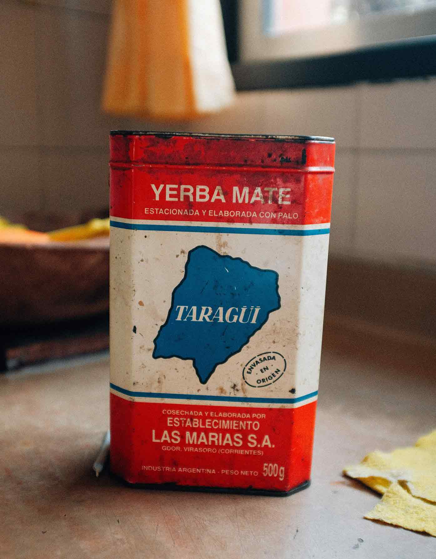 yerba mate buenos aires