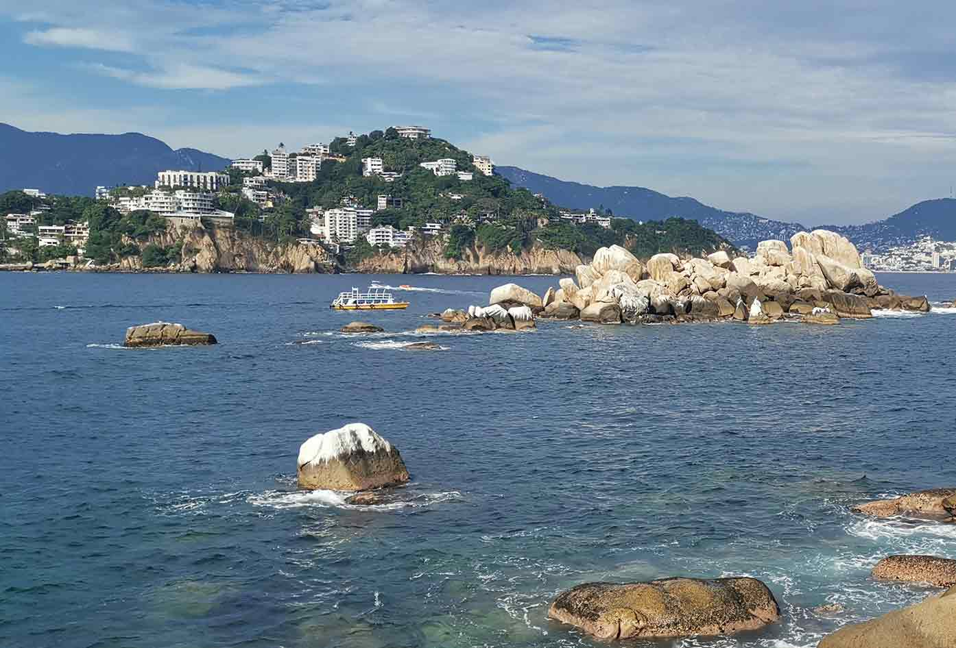 acapulco ocean view