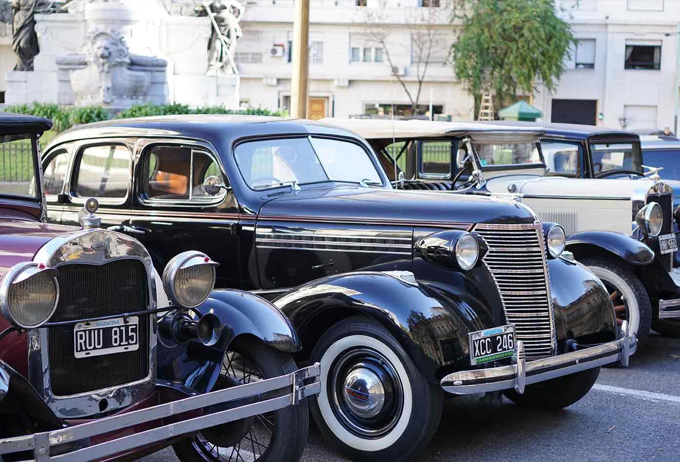 argentina vintage cars