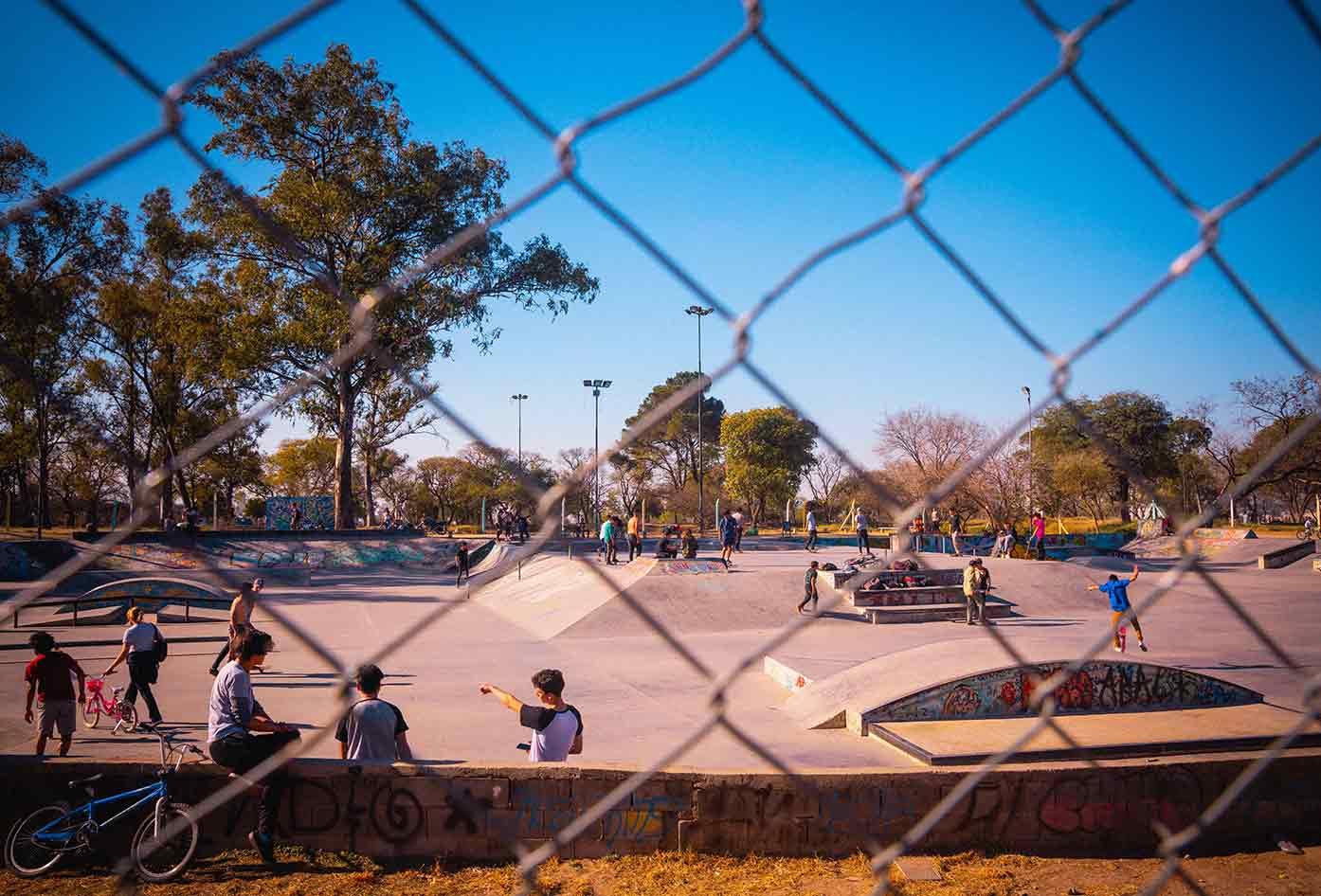 cordoba argentina skate park