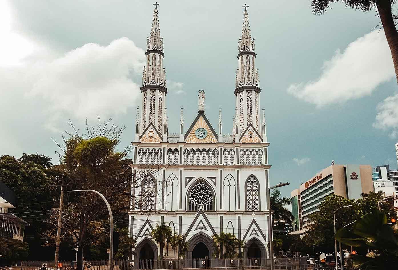 panama city church