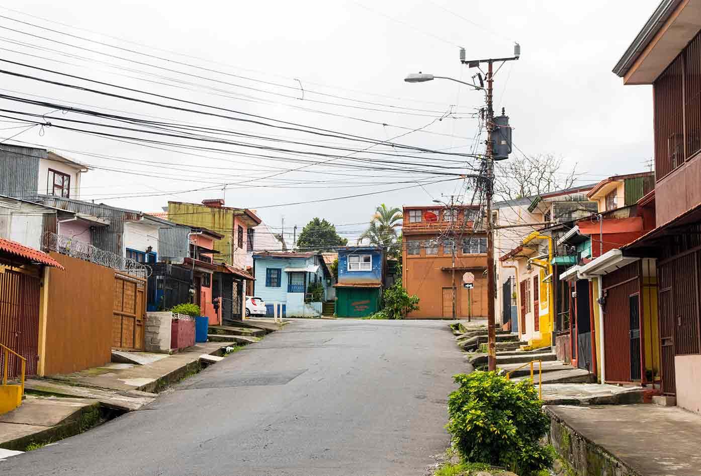 san jose streets