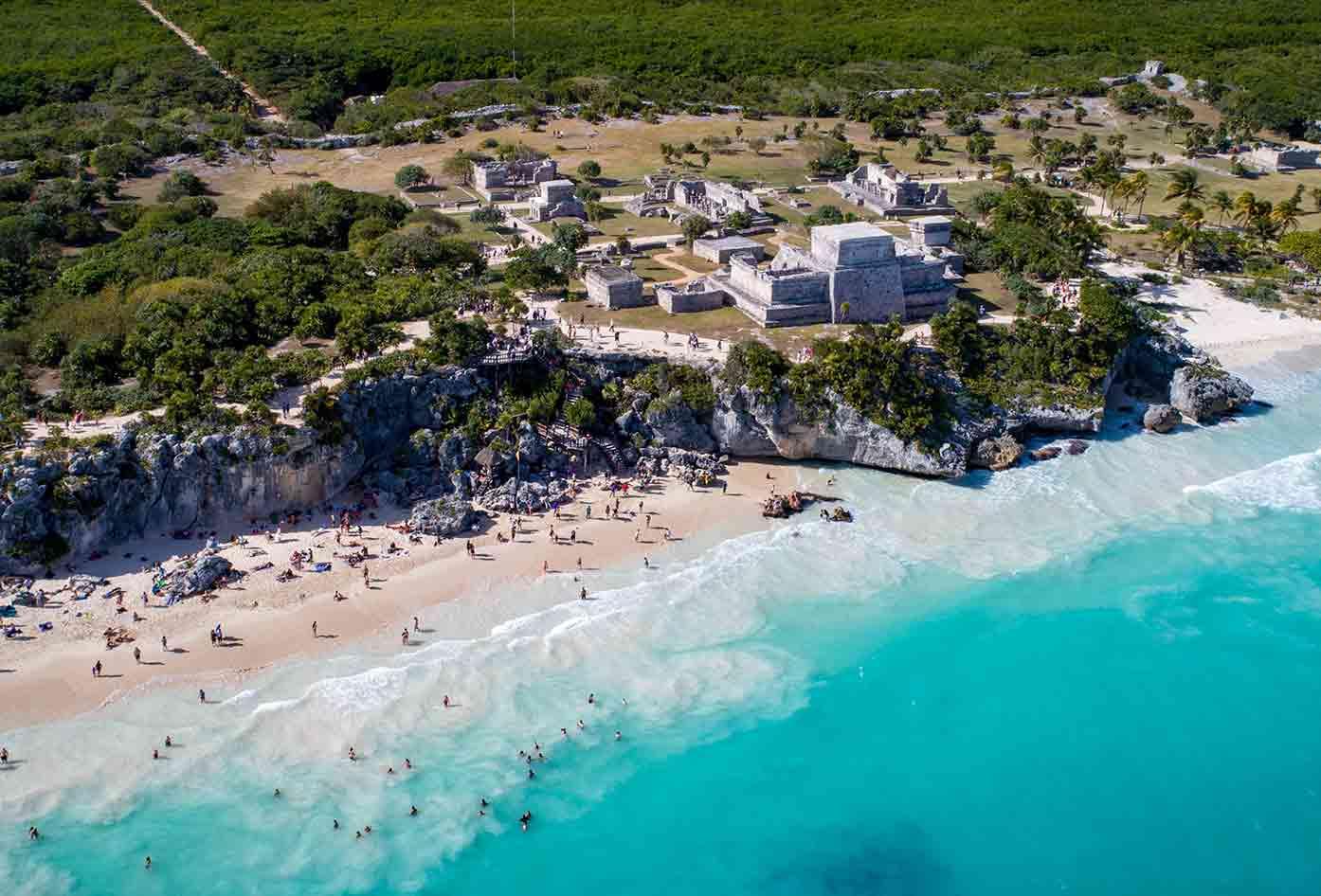 tulum vs playa del carmen