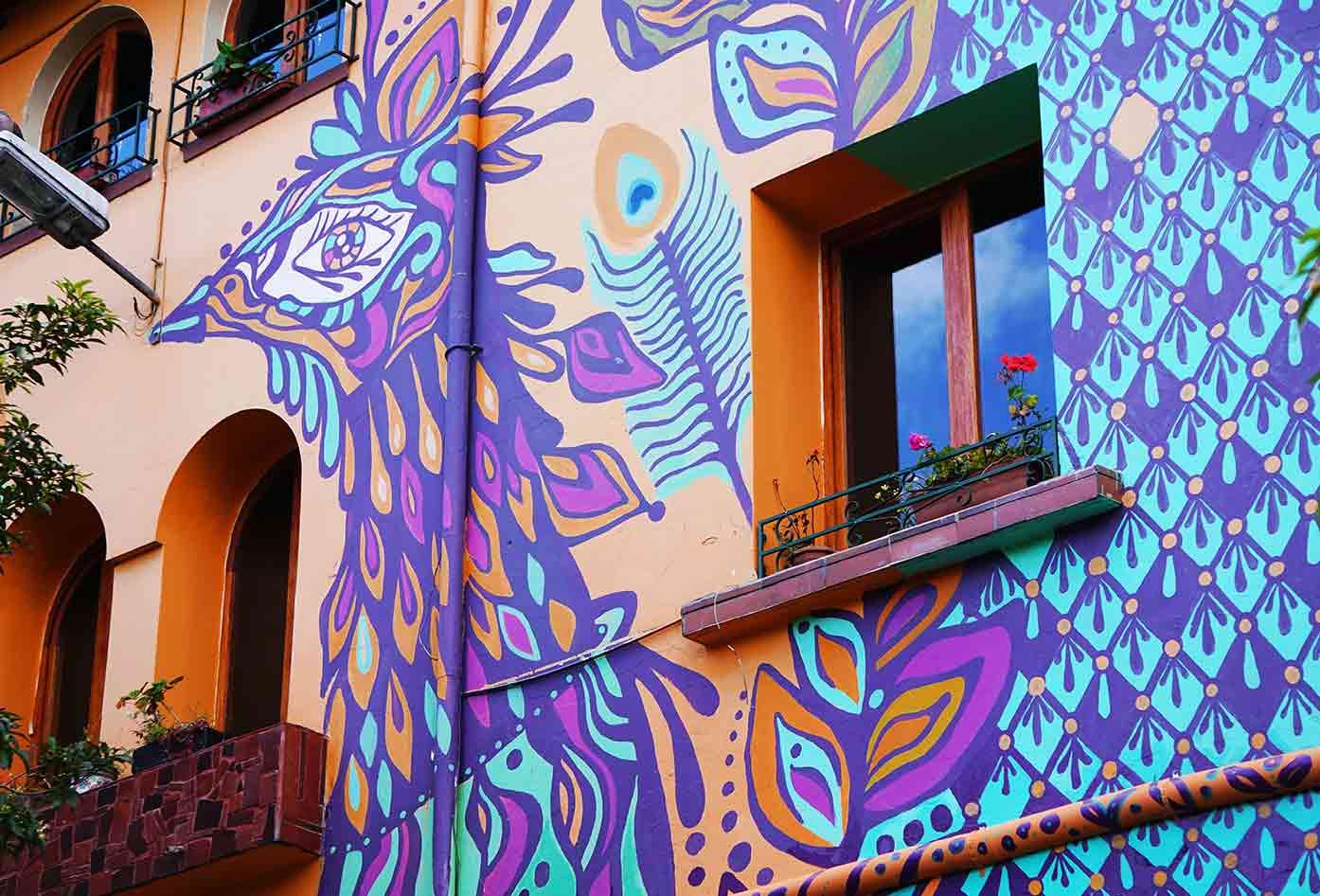 ecuador street art