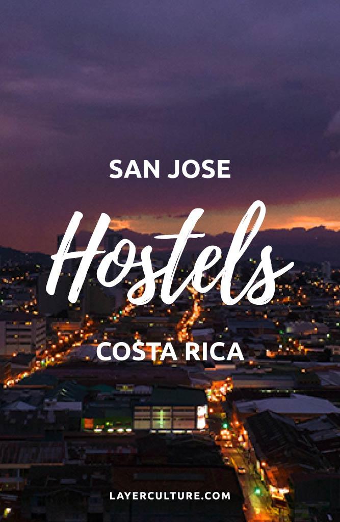 hostels san jose