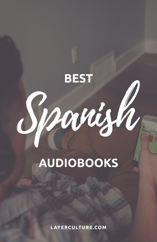 audiobooks to learn spanish