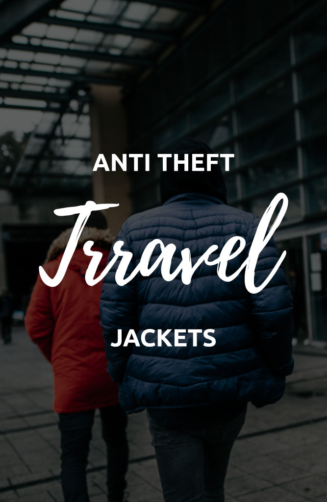 hidden pocket travel jacket