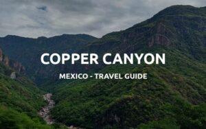 copper canyon mexico
