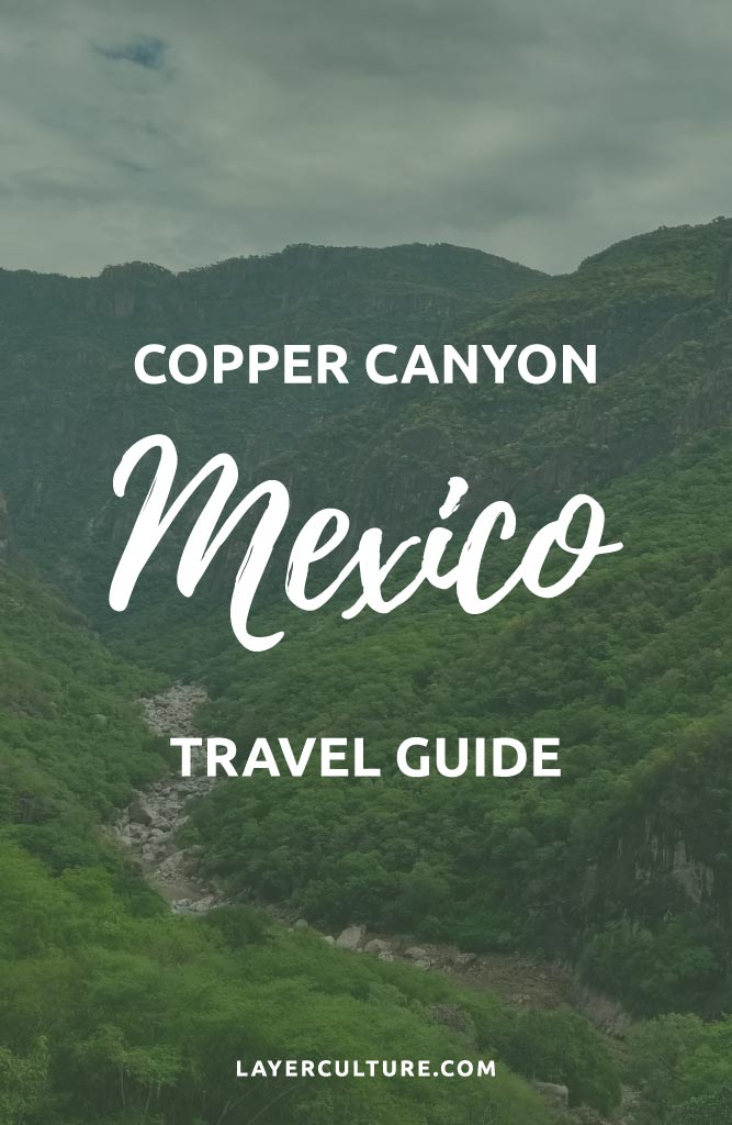 copper canyon journey