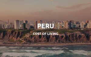 cost of living peru featured