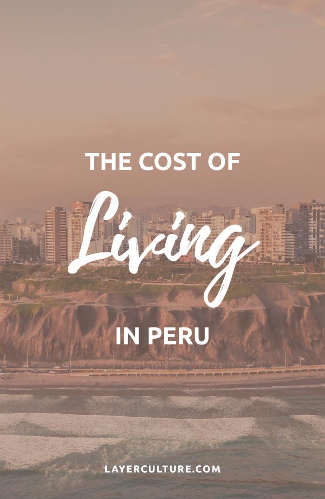 living in peru