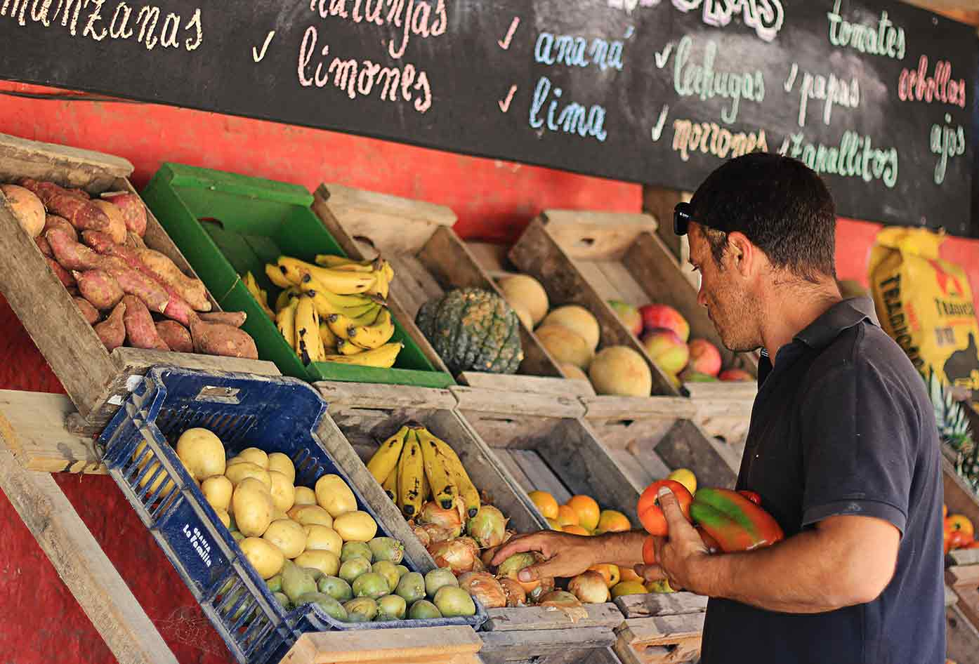 uruguay food store