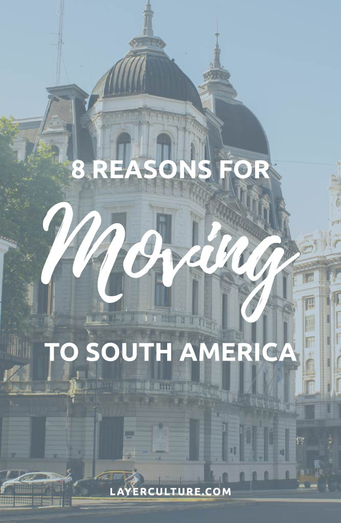 moving to south america safety