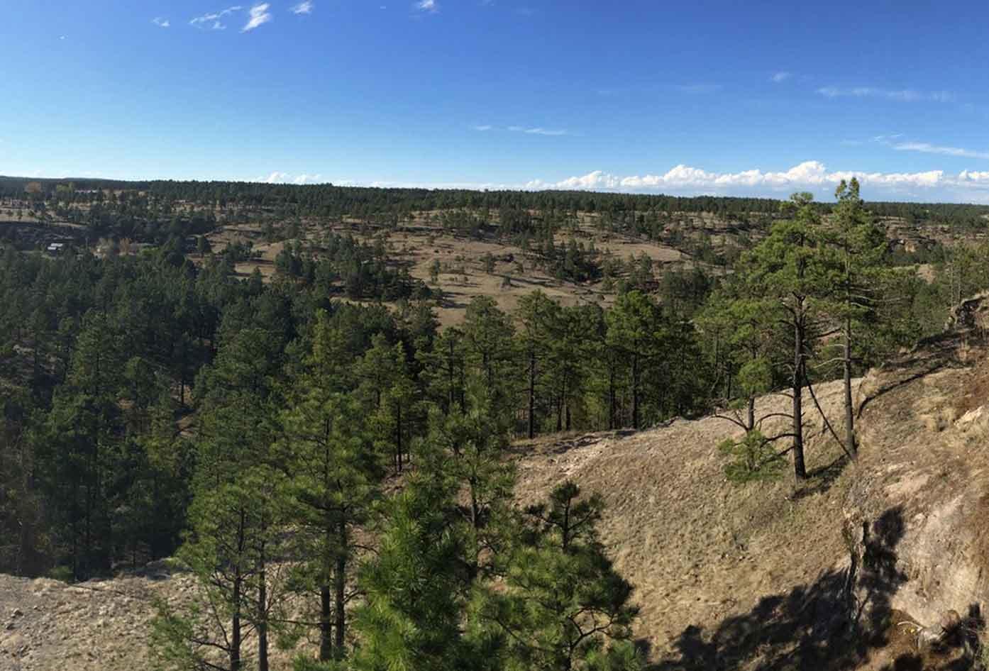 guachochi mexico landscape