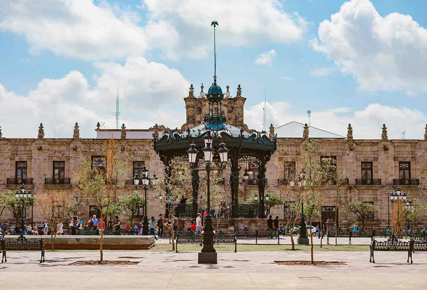 guadalajara centro historico