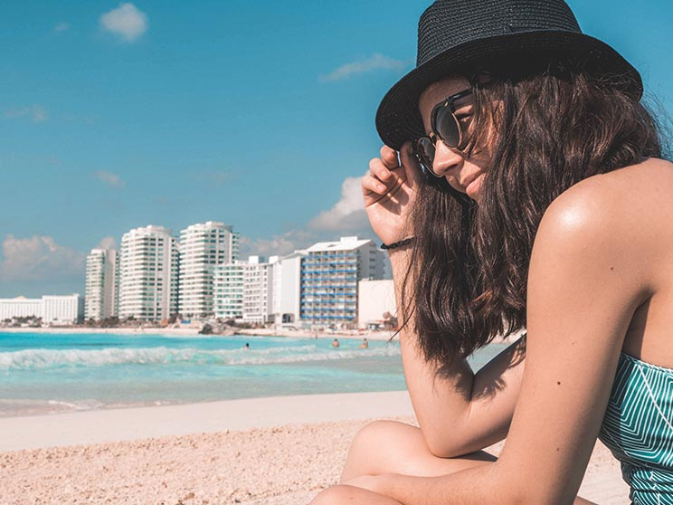 luxury stay in cancun