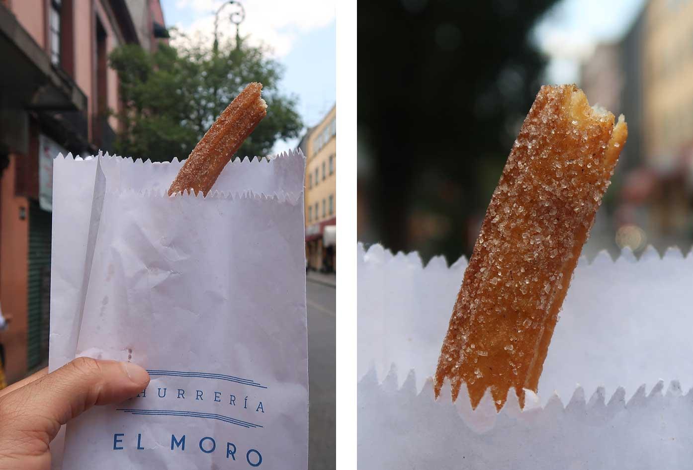 el morro churro mexico city