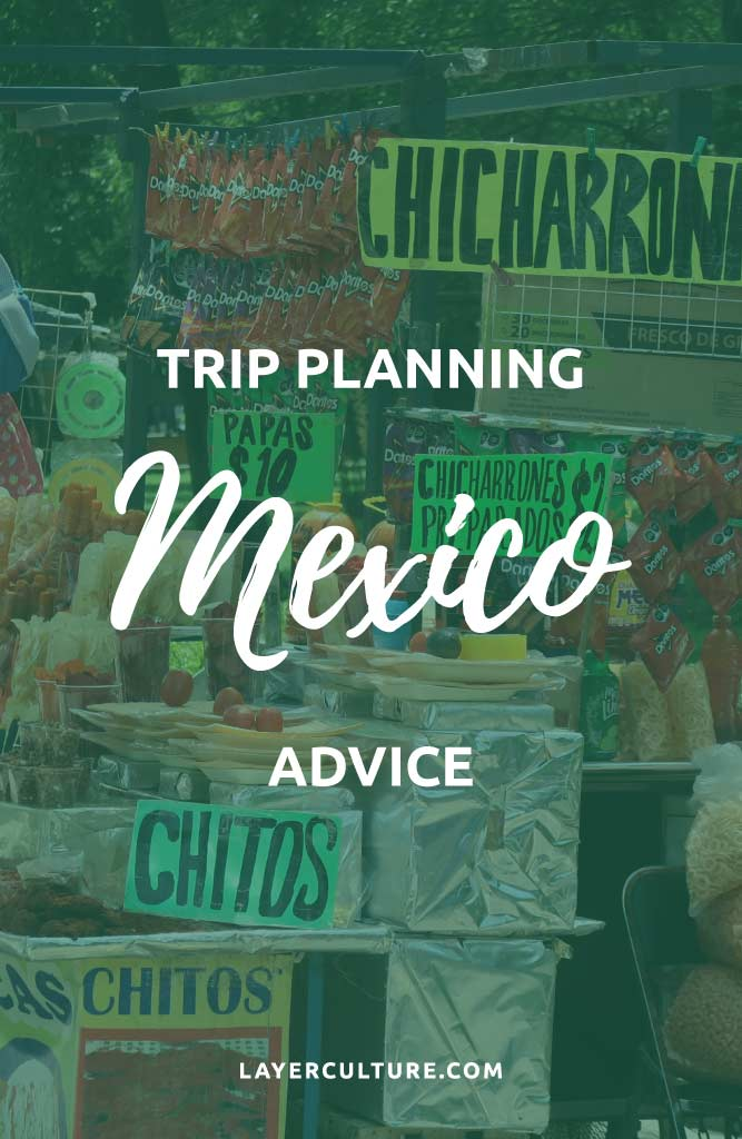 planning a trip to mexico