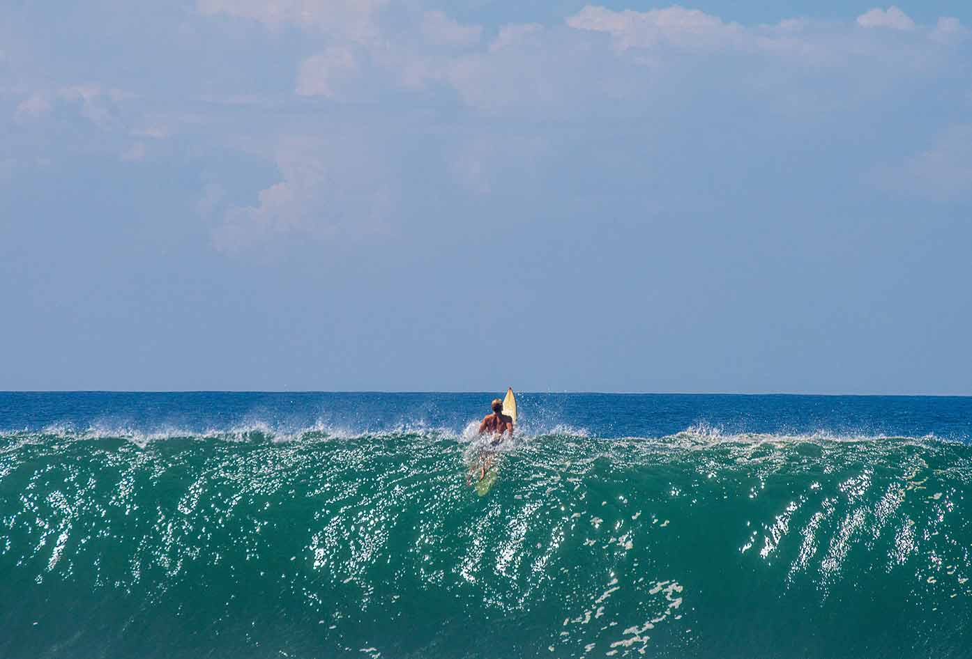 surfing zicatela oaxaca