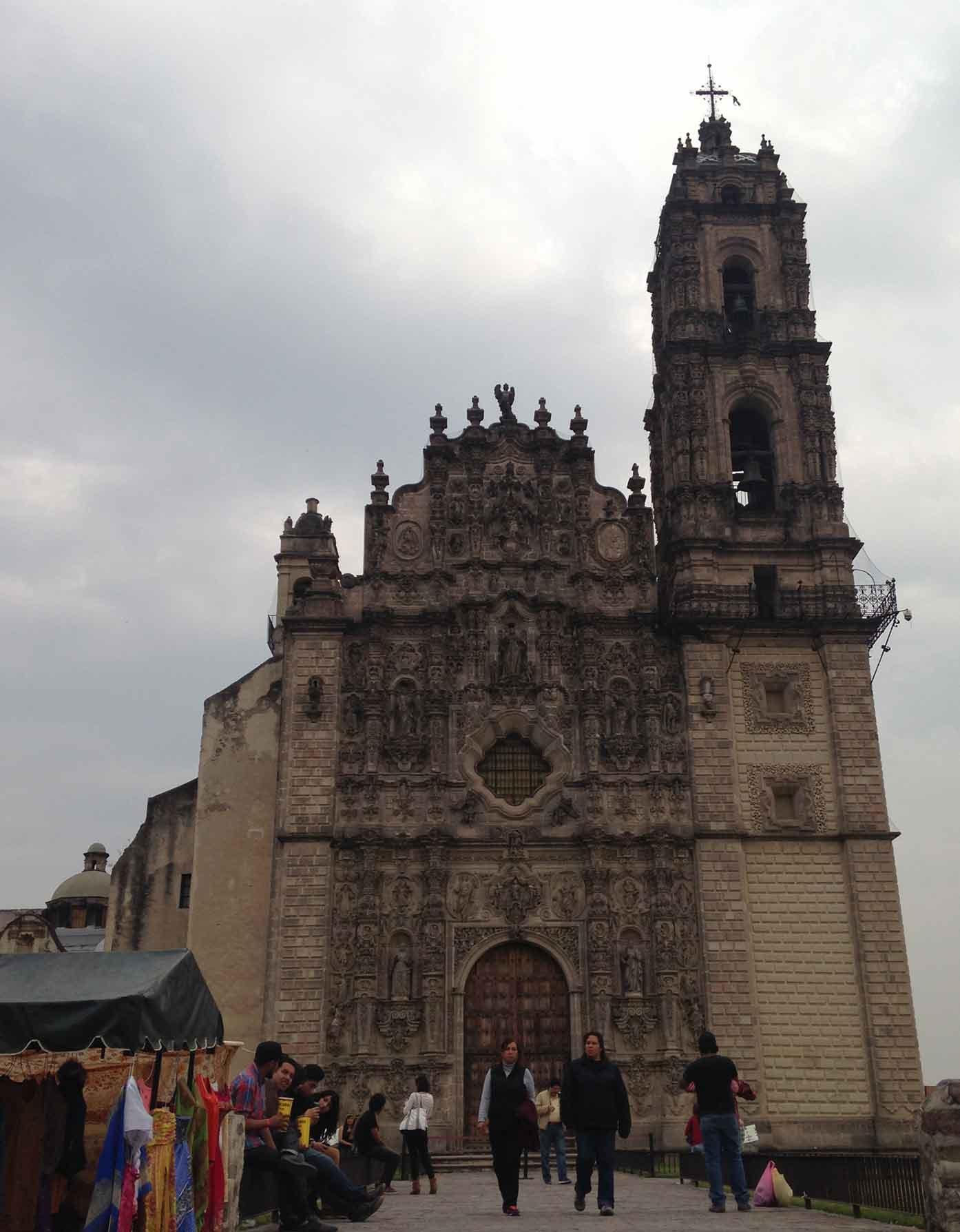 tepotzotlan church