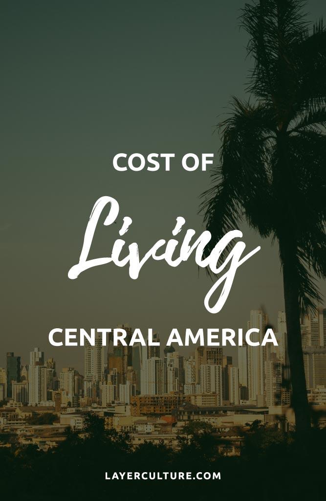 living in central america