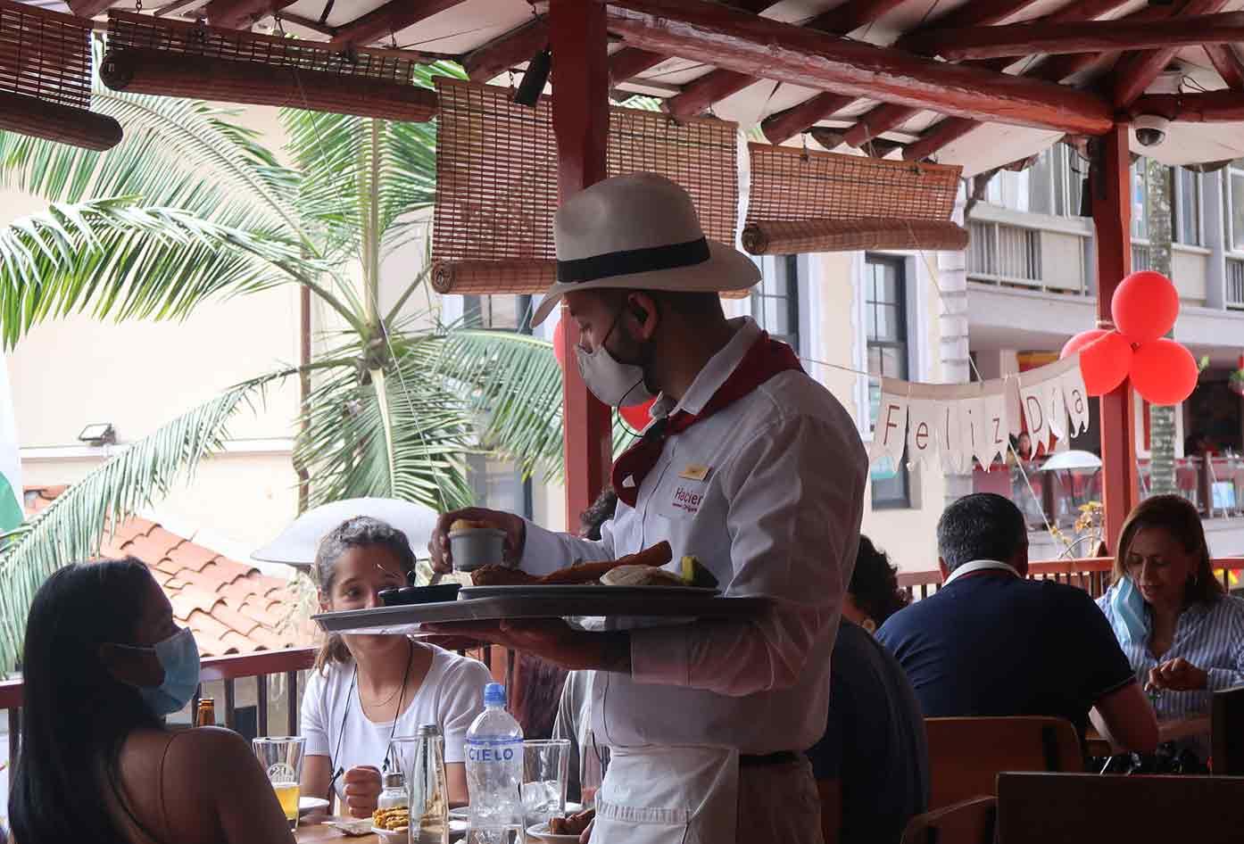 hacienda restaurant medellin