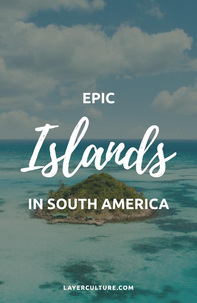 south america islands