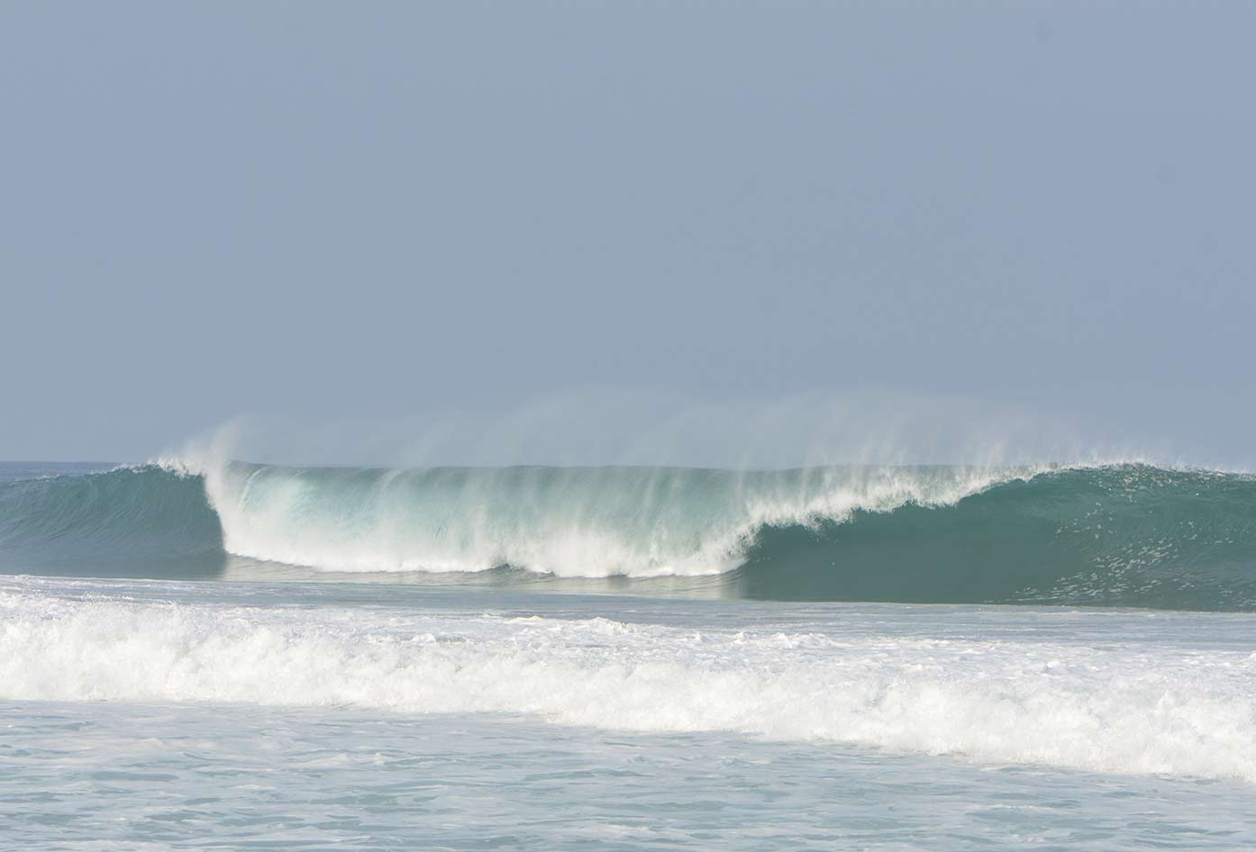 mexico surf waves