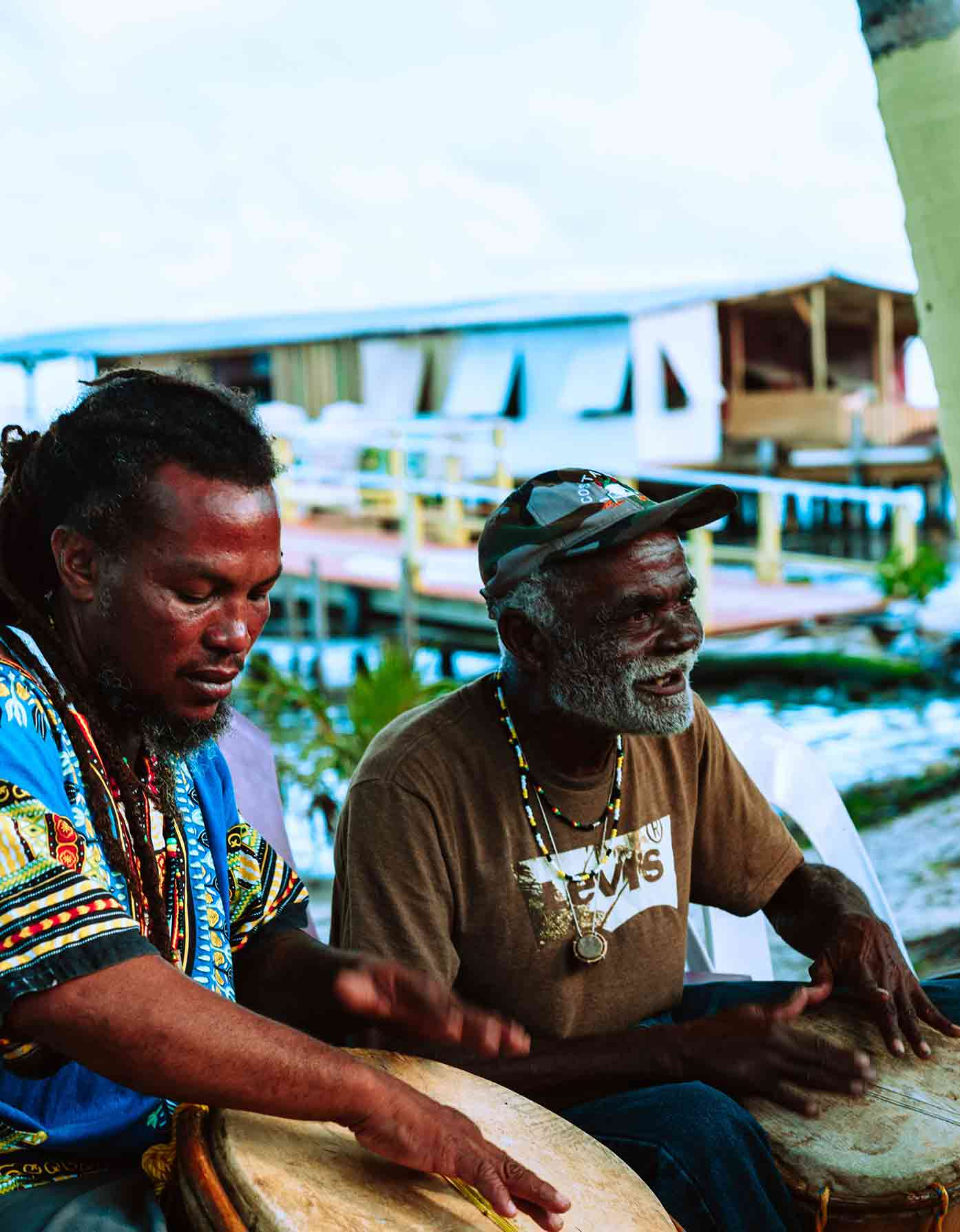 people of belize