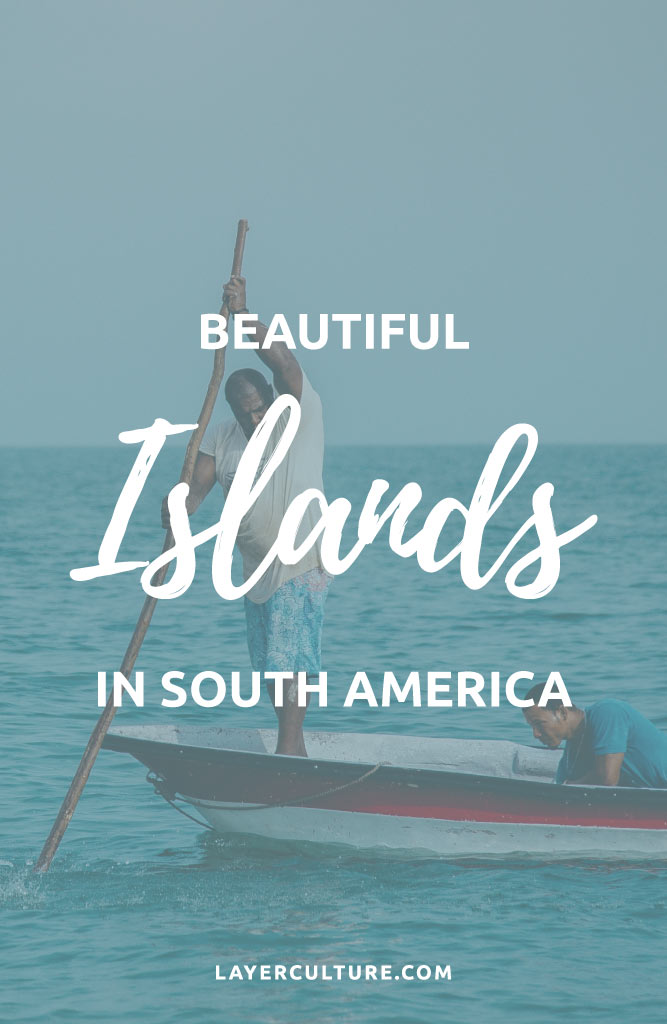 islands in south america