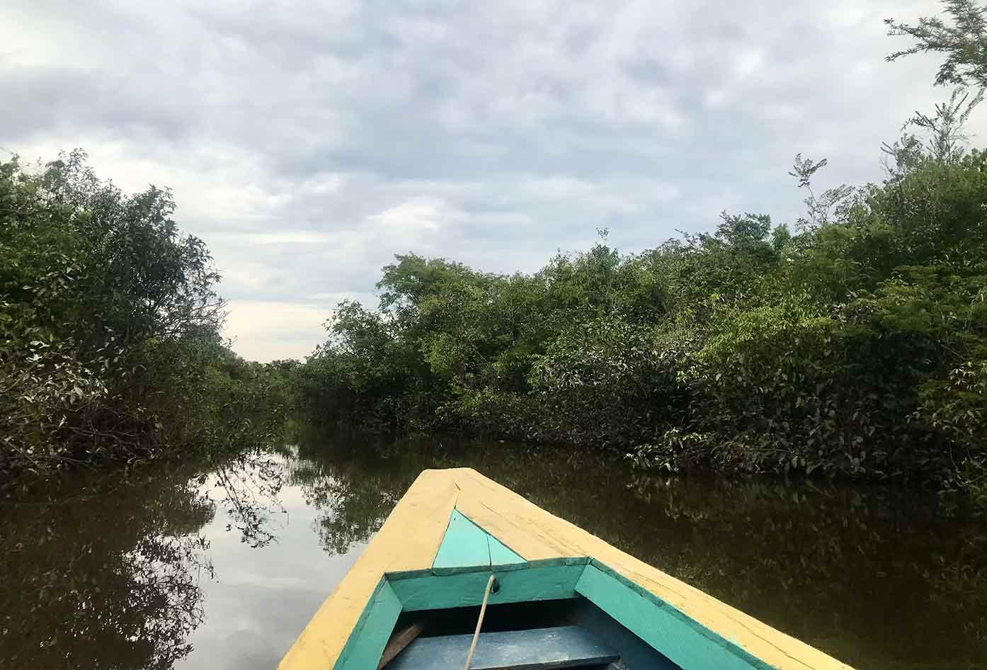 amazon river boat ride peru